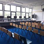 Main contractor, interior fit-out, education